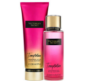 ec55f7803c Image is loading Victoria-s-Secret-Temptation-Fragrance-Lotion-Fragrance -Mist-