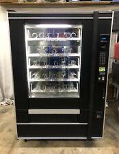 Crane National 455 Frozen Food Amp Ice Cream Vending Machine Led 1s Amp 5s