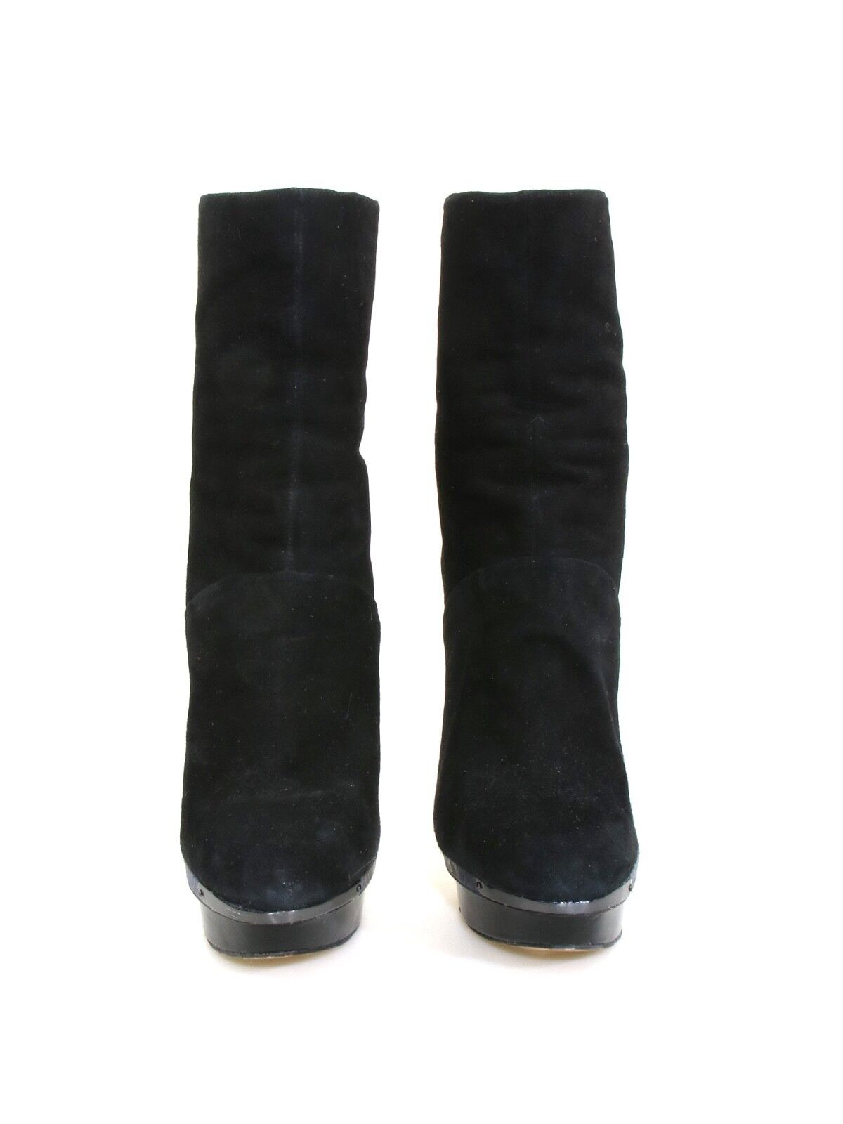 BRIAN BRIAN BRIAN ATWOOD Suede Platform Boots (Size  8) 0c4cb4