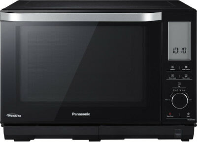 New Panasonic 27l Grill Steam Microwave Oven Nn