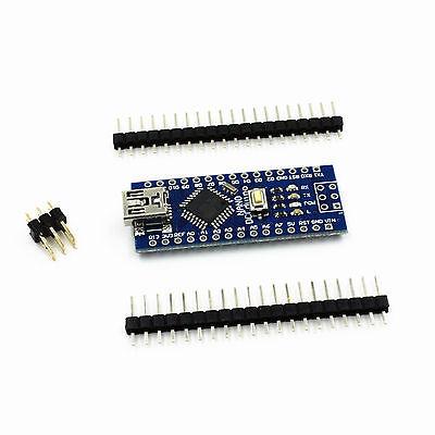 1* mini USB Nano V3.0 ATmega328 16M 5V Micro-controller CH340G Board Arduino