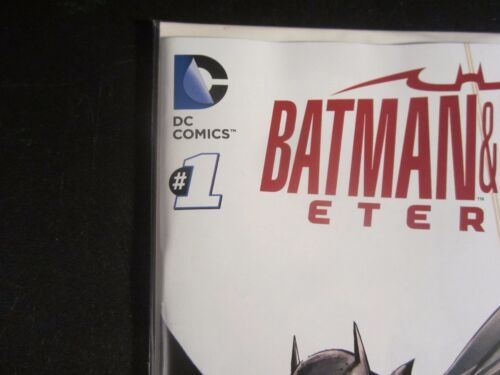 BATMAN /& ROBIN ETERNAL #1 RARE NEW YORK COMIC CON VARIANT !!!!!SEE MY OTHERS!