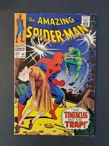 AMAZING-SPIDER-MAN-54-6-0-FN-UNPRESSED-MARVEL-SILVER-COMIC