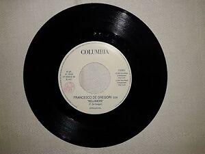 Roger-Waters-Francesco-De-Gregori-Disco-Vinile-45-Giri-Edizione-Promo-JukeBox