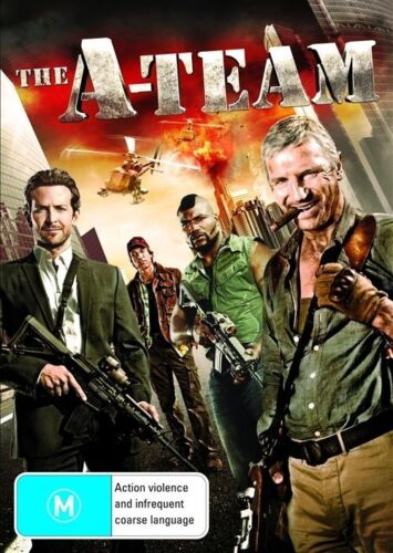 1 of 1 - The A-Team (DVD, 2010).2 X DISCS - .INCLUDES DIGITAL COPY..NEW & SEALED  dvd1044