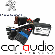 PC99-X26 Clarion Peugeot 206 1999-2000 Car Steering Wheel Interface Adaptor