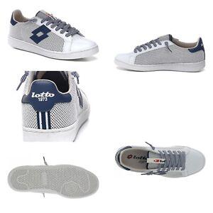 Sneakers-scarpe-uomo-LOTTO-LEGGENDA-Autograph-Net-White-DressBlu-P-E19List-120