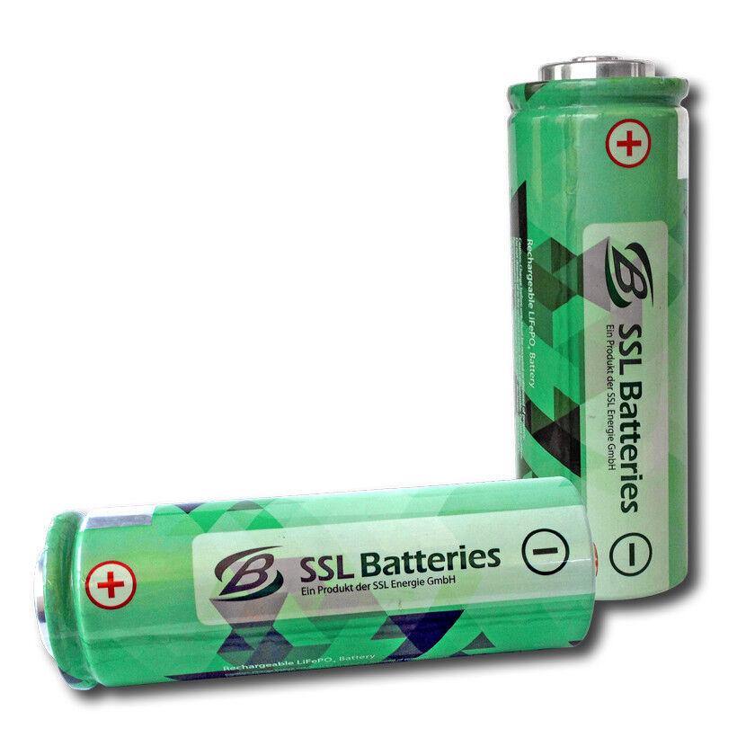 SSL Batteries 3,3 Volt, 45.000 mAh, LiFePo4