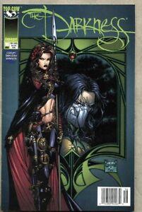 Darkness-16-1998-fn-vf-7-0-Joe-Benitez-Image-Top-Cow-Newsstand-Variant-Cover