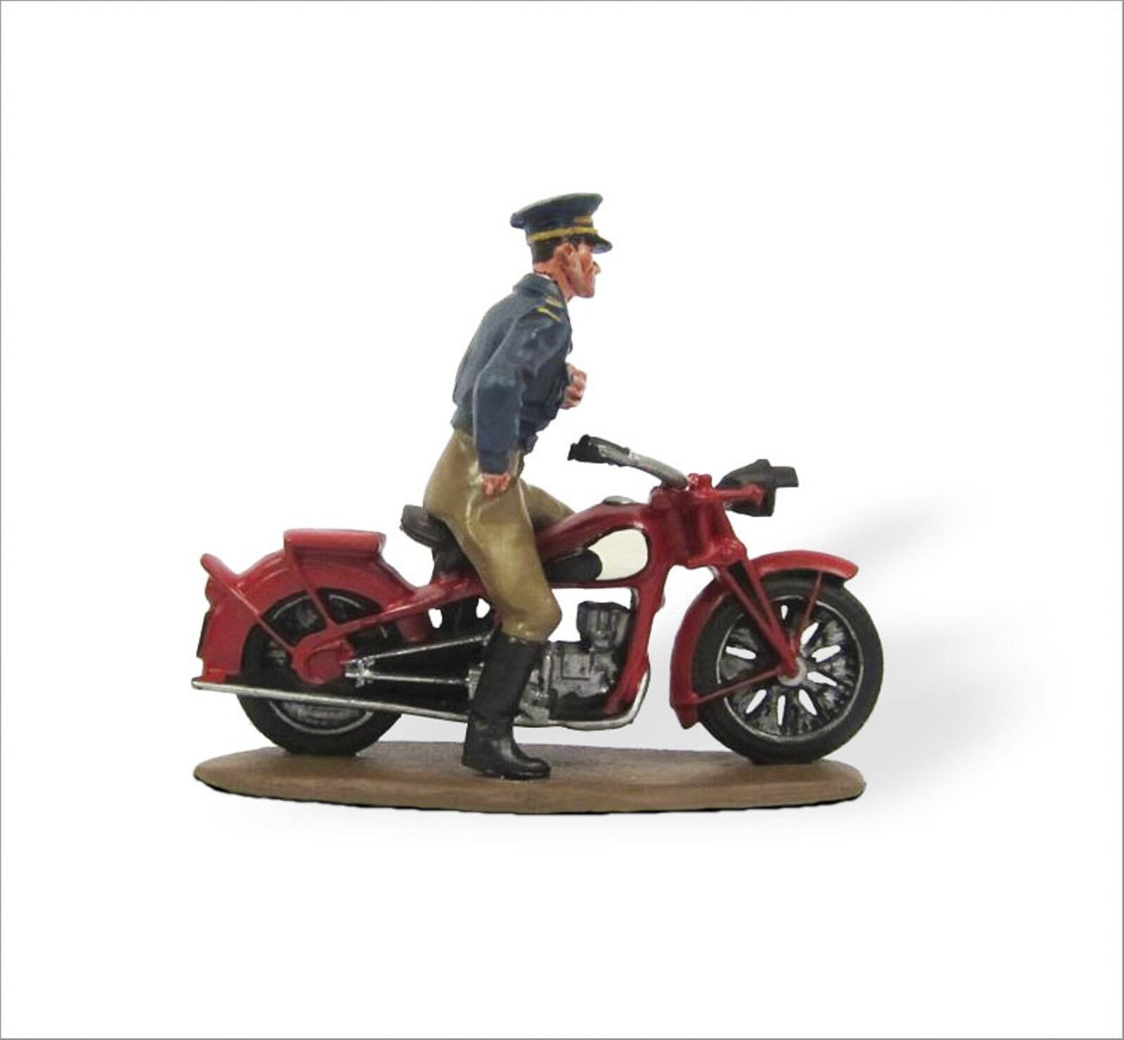 Triciclo Editores 1 32 WWII motorcycle Jawa 500 - Czech Air Force, France, 1940