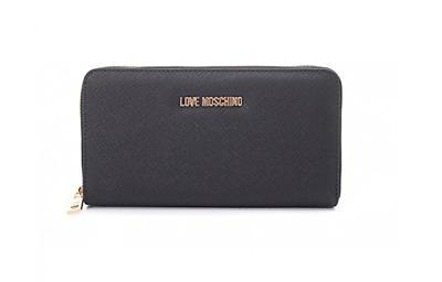 LOVE MOSCHINO Portafogli JC5552PP06LQ0000 black