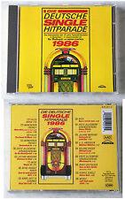 DEUTSCHE SINGLE HITPARADE 1986 DIE ORIGINALE - EAV ( 3 x ),... Polyphon CD TOP