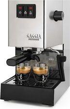 BRAND NEW Gaggia Classic Espresso Machine - List Price $370 | WORLDWIDE SHIPPING