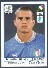 PANINI EURO 2012- #331-ITALIA-ITALY-PARMA-SEBASTIAN GIOVINCO