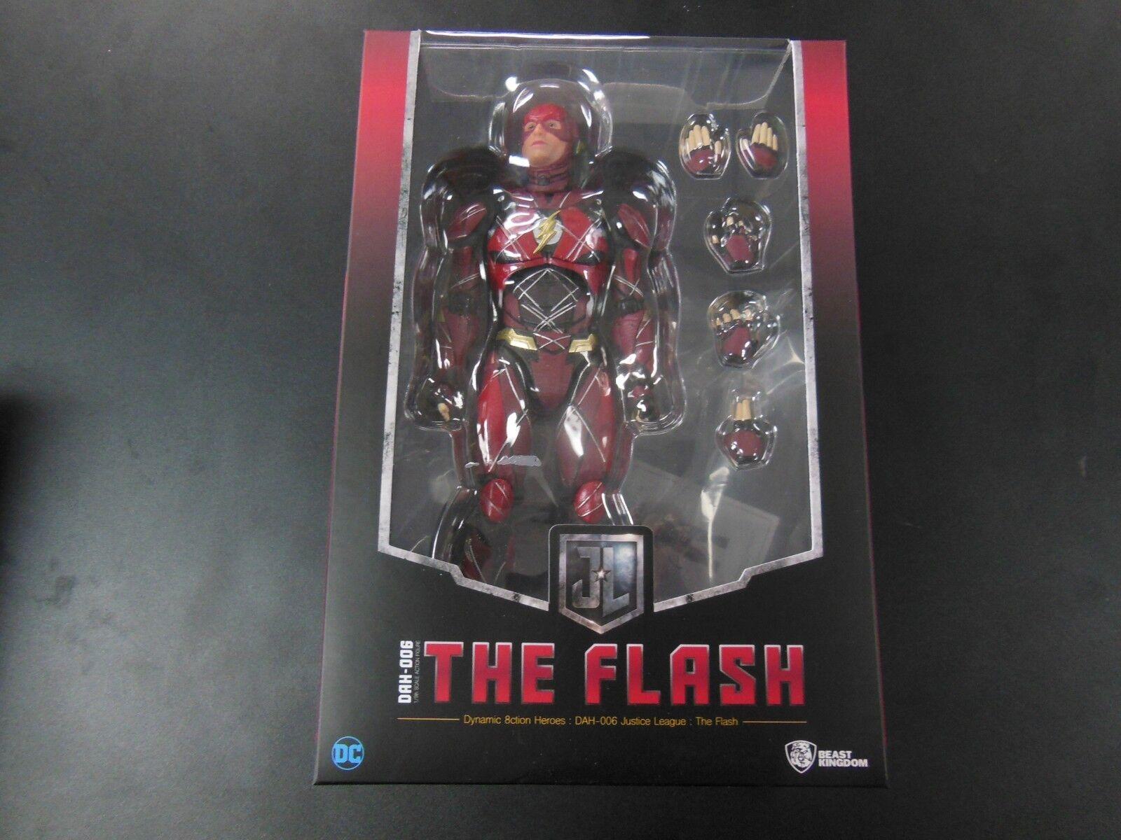 Beast Kingdom FLASH DAH-006 Justice League 1/9 Scale Action Figure NEW
