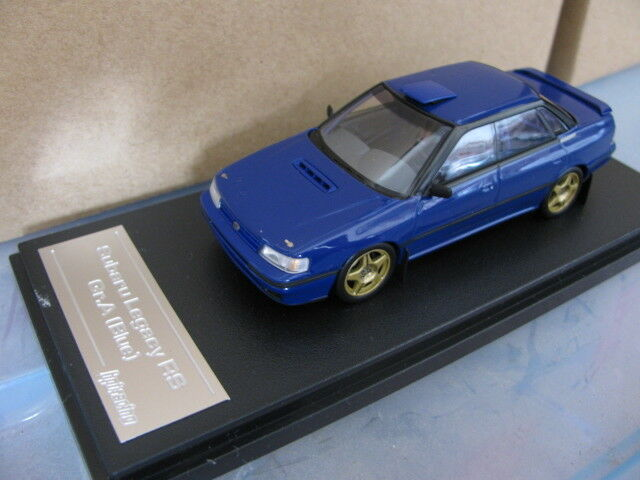 1/43 hpi racing Subaru Legacy RS diecast