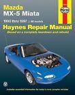 Mazda Mx-5 Miata, 1990-1997 by Alan Ahlstrand (1998, Paperback)