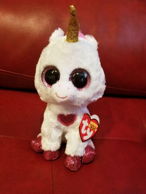 c3549b0b400 Ty Beanie Boos - CHERIE the Valentine Unicorn 6