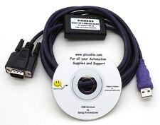 Siemens PLC S7 USB to MPI ProfiBus DP PPI 32 64 bit 6ES7 972-0CB20-0XA0