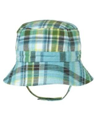 GYMBOREE ANTEATER PAL GRAY ANTEATER BASEBALL CAP HAT 0 3 6 12 18 NWT