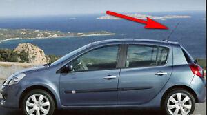 Renault clio MK2 noir oem style remplacement am//fm toit antenne antenne mât
