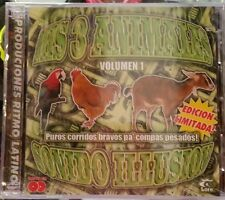 Mis tres animales vol 1 corridos mix cd