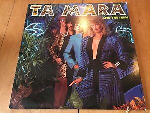 RARE-1985-034-TA-MARA-AND-THE-SEEN-034-JESSE-JOHNSON-VINYL-LP-ALBUM-RECORD-PRINCE