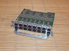 Cisco NM-16AM-V2 16port Analog Modem Card Karte