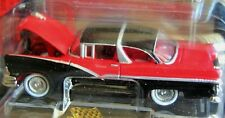 RACING CHAMPIONS 56 1956 FORD VICTORIA FAIRLANE MINT COLLECTIBLE CAR W/EMBLEM