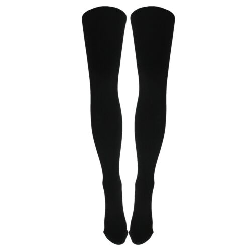 Ladies Brushed Extra Warm Fleece Lined Heat Machine Winter Thermal Tights