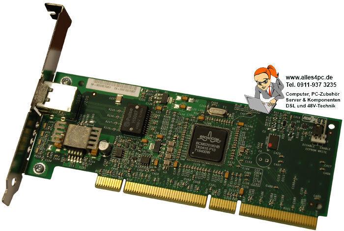 Network Card LAN Card Compaq 10/100/1000 PCI pci