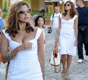 Dolce Amp Gabbana White Lace Dress Aso