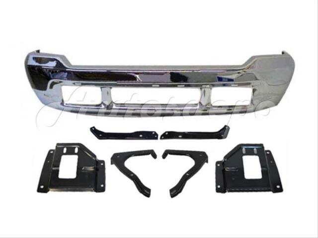 For 2000-2004 Ford Super Duty Excursion Front Bumper Support Bracket Lh