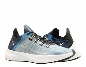 factory authentic e2d71 9061b Image is loading Nike-EXP-X14-Midnight-Navy-White-Men-039-