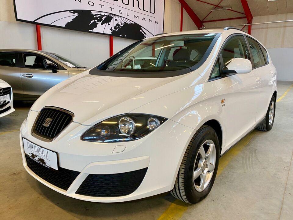 Seat Altea XL 1,2 TSi 105 Style eco Benzin modelår 2011 km