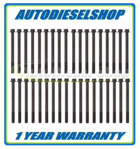 SET OF 36 94-03 FORD 7.3L POWERSTROKE EXCURSION MAHLE CYLINDER HEAD BOLTS