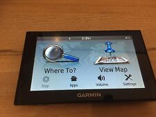 GARMIN NUVI 2599LM GPS SAT NAV BLUETOOTH - UK & WESTERN EUROPE LIFETIME MAPS