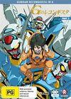 Gundam Reconguista In G : Part 1 : Eps 1-13 (DVD, 2017, 2-Disc Set)