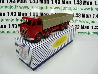 432 Guy Warrior Flat Truck UK DT99E Voiture réédition DINKY TOYS atlas