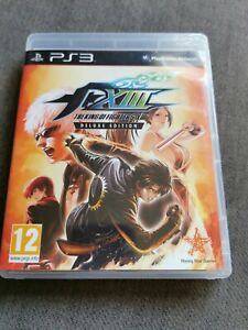 King-Of-Fighters-Xiii-13-Edicao-De-Luxo-Sony-PlayStation-3-PS3-2011
