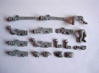 #130 Wh40k Tau Empire Fire Warrior Fucile A Impulsi A Carabina Gambe Braccia Bits Pezzi Gw-