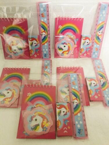 Children's Pre Filled Unicorn Party Bags Girls Fun Party Bag Fillers Giveouts