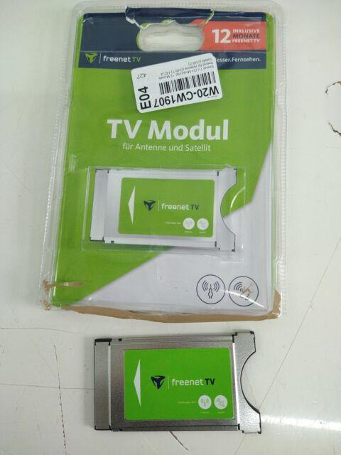 freenet TV CI+ Modul für Antenne DVB-T2 HD