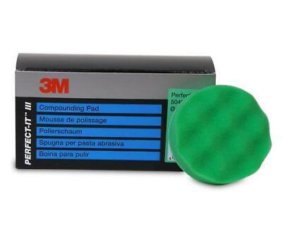 4 Pads Per Box 3M Compounding Pad Perfect It III 3  50499 75mm