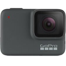 GoPro HERO7 Silver Waterproof Action Camera 4K HD 10MP - Certified Refurbished