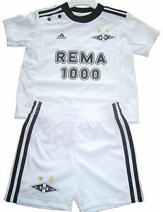 Adidas RBK Baby Minikit Trikot Set weiß Gr. 68 ; 74  ; 80 ; 86