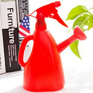 Am-KF-Handheld-Garden-Plant-Watering-Can-Pot-Press-Type-Sprayer-Cleaning-Bottl