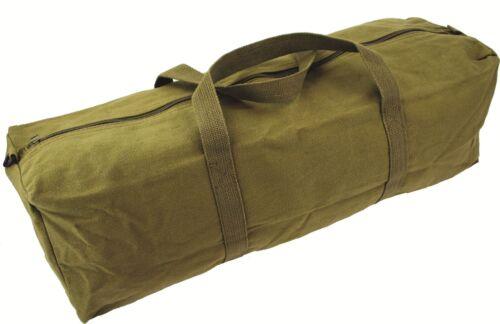 Nouvelle toile lourds poids sac à outils haversack voyage sac trousse trois tailles