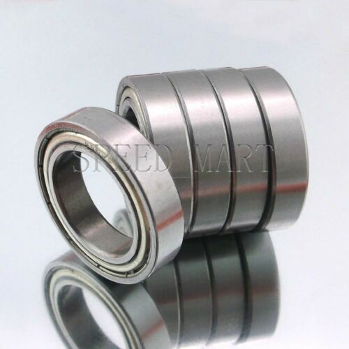 5PCS 6804ZZ Deep Groove Metal Double Shielded Ball Bearing 20mm*32mm*7mm