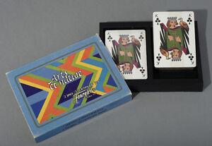 Spielkarten Arts and Nature Design Claude Dervailly Spanien Vitoria 2 Decks - Bonn, Deutschland - Spielkarten Arts and Nature Design Claude Dervailly Spanien Vitoria 2 Decks - Bonn, Deutschland